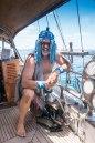 Ready to go shellback